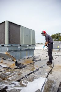 Commercial HVAC Clean and Service