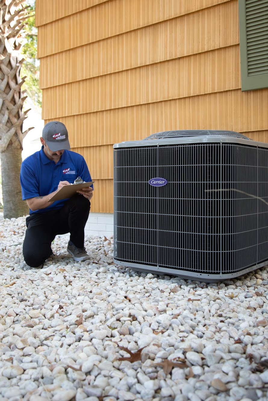 HVAC maintenance contract horry county