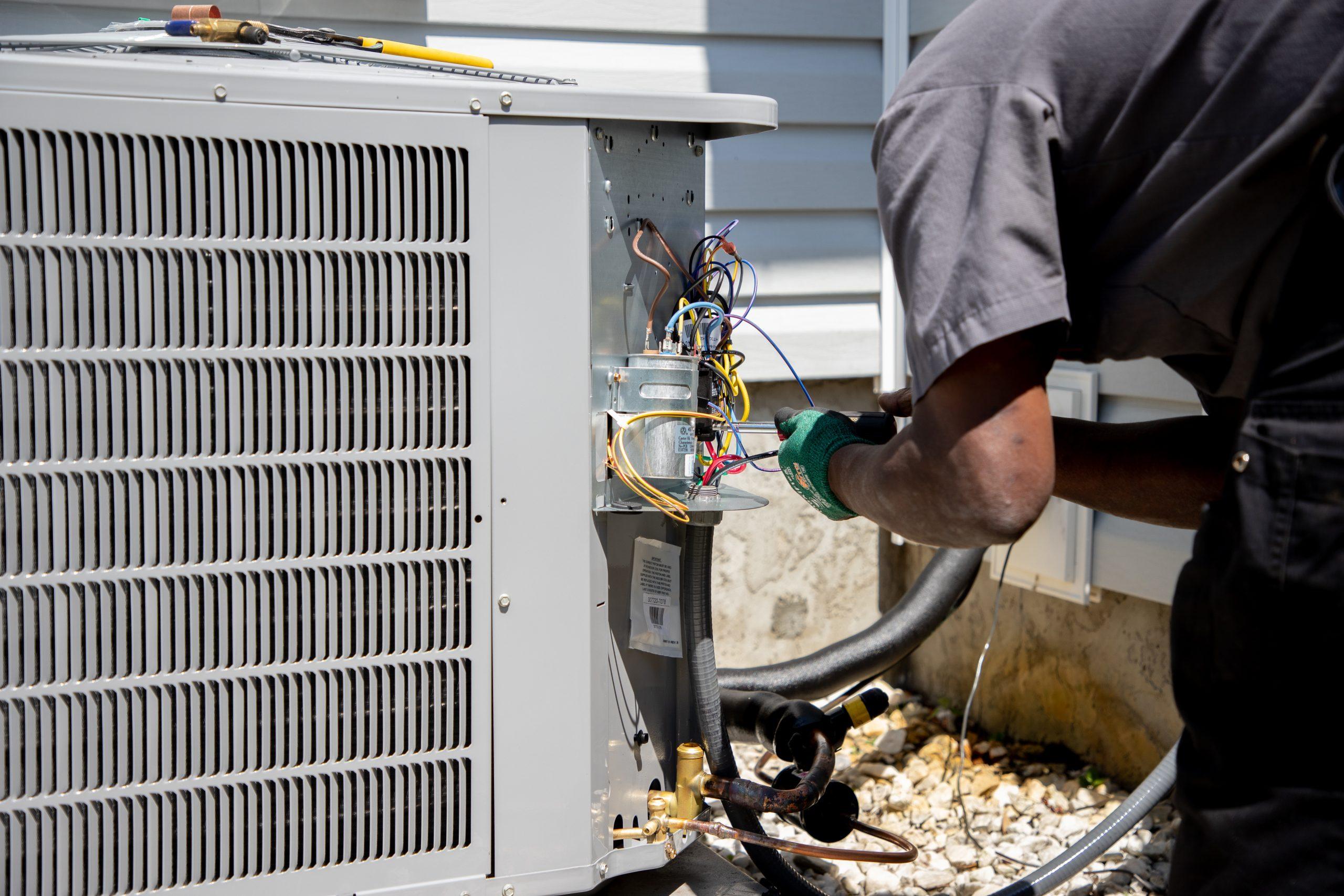 Heat pump repair north myrtle beach