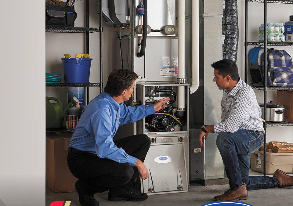 Check HVAC Heating