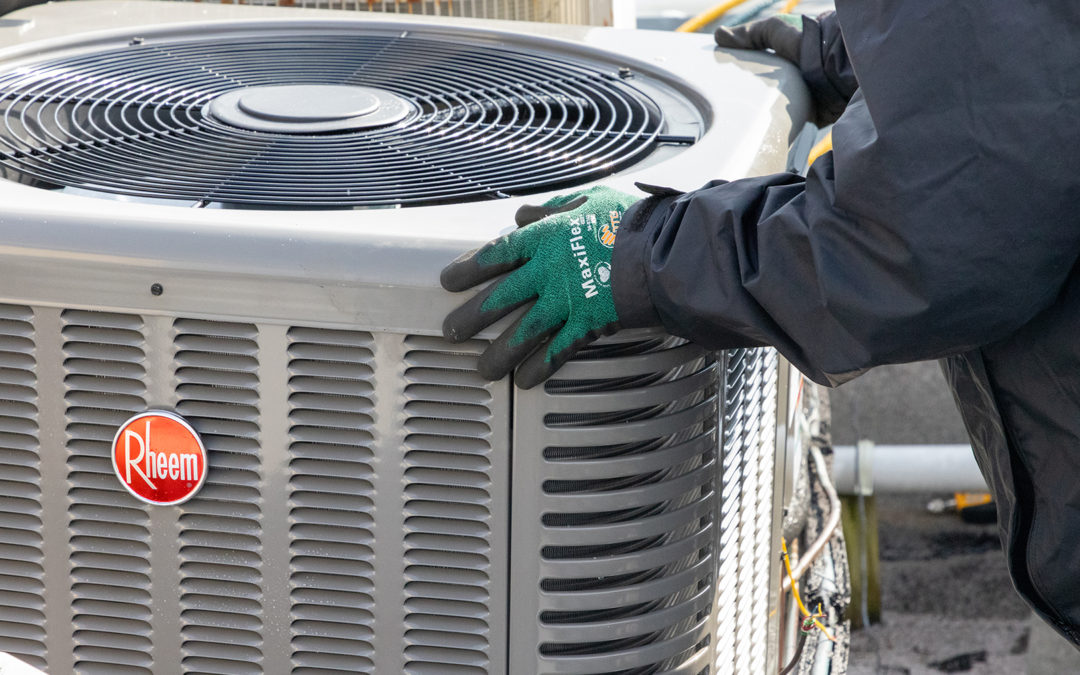 Invest Your Tax Return in an Energy Saving HVAC System
