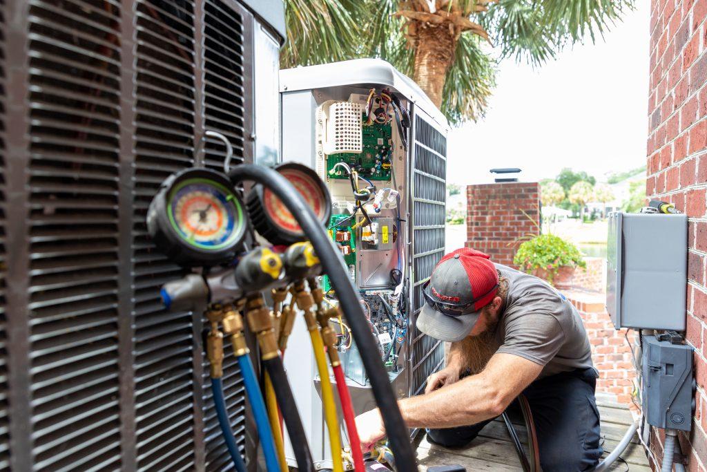Myrtle Beach Heat Repair Maintenance